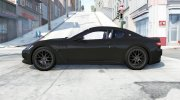 Maserati GranTurismo MC Stradale for BeamNG.Drive miniature 2