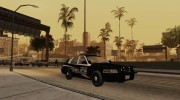 Ford Crown Victoria Central City Police для GTA San Andreas миниатюра 3