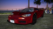 McLaren F1 LM for GTA Vice City miniature 1