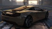McLaren MP4 12C 1.2 for GTA 5 miniature 2