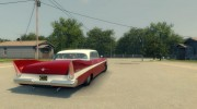 Plymouth Belvedere Sport Sedan 1957 for Mafia II miniature 5