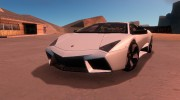 2008 Lamborghini Reventon for GTA San Andreas miniature 1