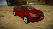Great Wall Hover H2 (2010) for GTA San Andreas miniature 2