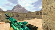 М4А1 Eske for Counter Strike 1.6 miniature 2