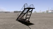 GTA V HVY Airtug (Low big stairs) (Tugstair) for GTA San Andreas miniature 2