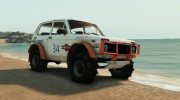 VAZ 2121 Offroad  FINAL for GTA 5 miniature 1