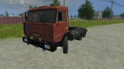 КамАЗ 5410 для Farming Simulator 2013 миниатюра 1