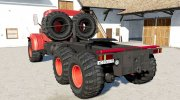 KrAZ-258B for Farming Simulator 2017 miniature 2