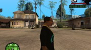 Футболка с логотипом Game World for GTA San Andreas miniature 3