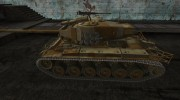 Шкурка для T26E4 SuperPerhing for World Of Tanks miniature 2