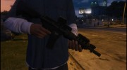 Tactical M4 without the acog для GTA 5 миниатюра 6