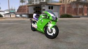 1996 Kawasaki ZX-7R (low version) for GTA San Andreas miniature 1