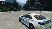 Honda Accord Type R NYPD (City Patrol 1090) для GTA 4 миниатюра 3