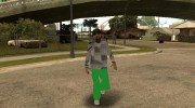 The Grove Street (fam2) for GTA San Andreas miniature 2