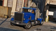 Peterbilt 289 for GTA 5 miniature 1