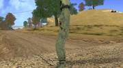 Spacesuit From Fallout 3 для GTA San Andreas миниатюра 2
