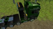 Scania R560 Templer Edition Green Turm for Farming Simulator 2013 miniature 4
