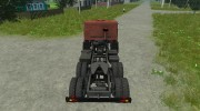 КамАЗ 5410 для Farming Simulator 2013 миниатюра 4
