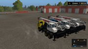 КамАЗ-43118-46 Автокран версия 1.0.2.4 for Farming Simulator 2017 miniature 6