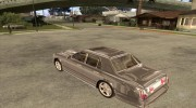 Bentley Arnage T for GTA San Andreas miniature 3