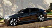 BMW X6M F16 Final for GTA 5 miniature 5