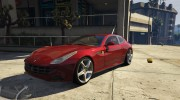 Ferrari FF for GTA 5 miniature 1