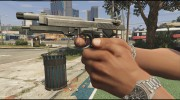 Beretta M9 (Animated) for GTA 5 miniature 5