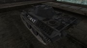 Шкурка для VK1602 Leopard AppleSeed for World Of Tanks miniature 3