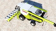 Claas Lexion 780 for Farming Simulator 2017 miniature 3
