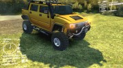 Hummer H2 SUT for Spintires DEMO 2013 miniature 5