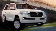 Toyota Land Cruiser 200 2016 для GTA San Andreas миниатюра 6