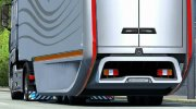 Mercedes Aerodynamic Trailer 1.2 for Euro Truck Simulator 2 miniature 3