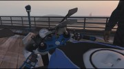 BMW HP4 for GTA 5 miniature 4