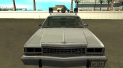 Ford LTD Crown Victoria 1987 Chicago Police Department for GTA San Andreas miniature 7