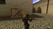 AUS SAS Urban Camo для Counter Strike 1.6 миниатюра 1