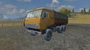 КамАЗ 55102 v 2.0 для Farming Simulator 2013 миниатюра 1