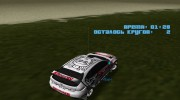 Subaru Impreza WRX STi Skyjacker из DiRT 2 для GTA Vice City миниатюра 11