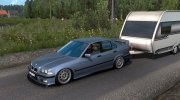 BMW 3-Series E36 for Euro Truck Simulator 2 miniature 3