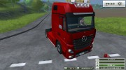 Mercedes-Benz Actros MP4 for Farming Simulator 2013 miniature 8