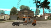 Western Star 4900 EX for GTA San Andreas miniature 5