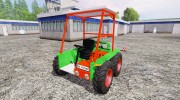 Rasant BergTrac for Farming Simulator 2015 miniature 1
