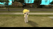 Derpy Hooves (My Little Pony) для GTA San Andreas миниатюра 2
