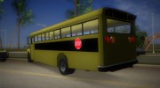 School Pimp Bus v.2 for GTA Vice City miniature 2