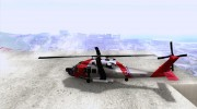 HH-60 Jayhawk USCG for GTA San Andreas miniature 2