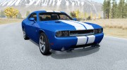 Dodge Challenger for BeamNG.Drive miniature 1