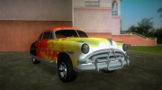 Hudson Hornet Coupe Cuban for GTA Vice City miniature 2