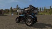 МТЗ-1221 версия 1.0 for Farming Simulator 2017 miniature 4