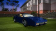 Ferrari 328 GTB for GTA Vice City miniature 2