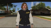 GTA Online Random 8 (female) for GTA San Andreas miniature 1