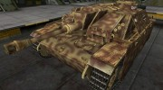 Ремоделинг для StuG III for World Of Tanks miniature 1